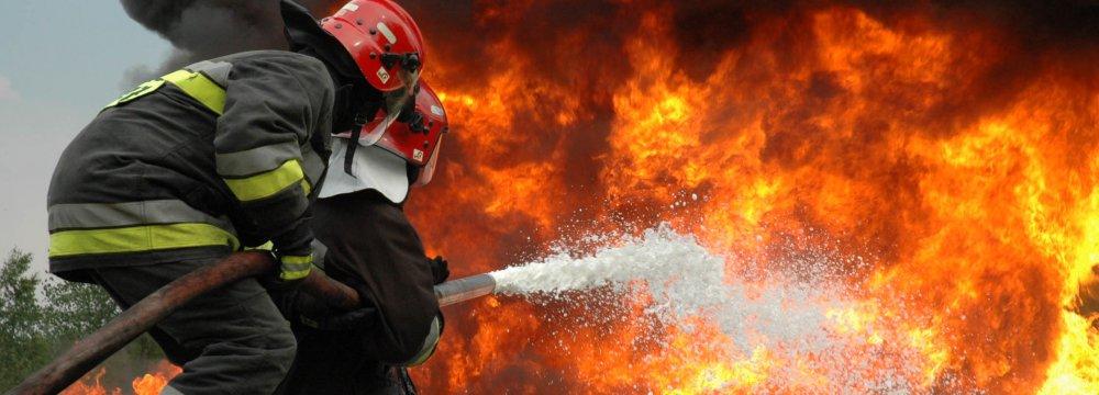 Firemen's Funeral  Next Week