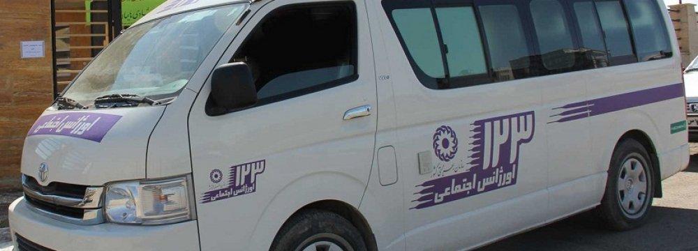 New Vans for Social Emergency