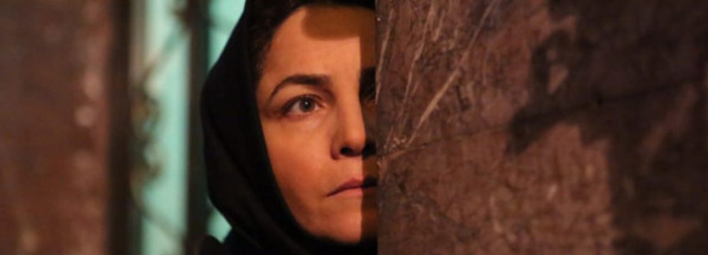 Iran's 'Gaze' Wins at Mexican Film Festival
