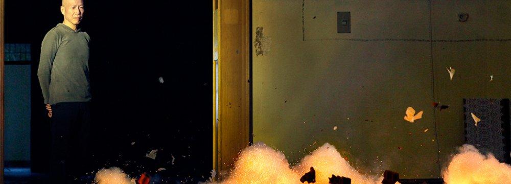 Prado Museum Hosts Gunpowder Art