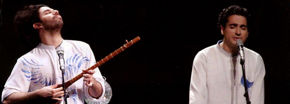 Homayoun Shajarian Releases New Album