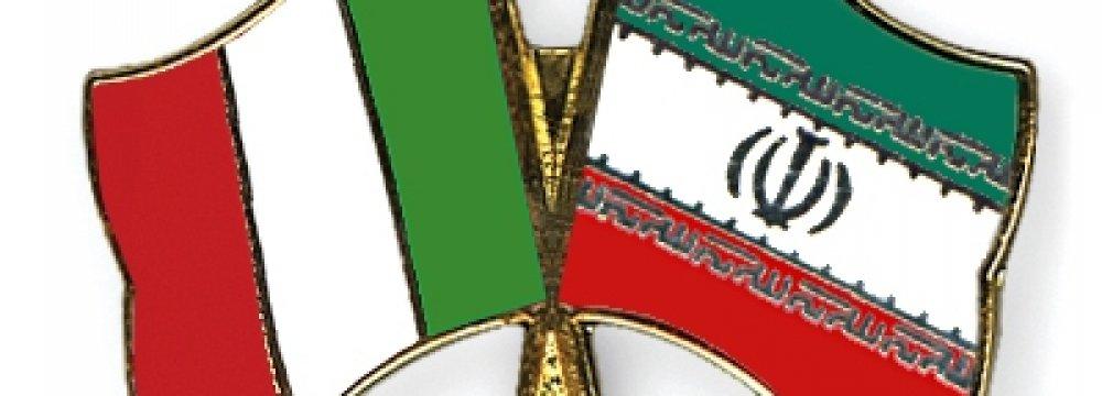 Italy, Iran Scientific Meet in April