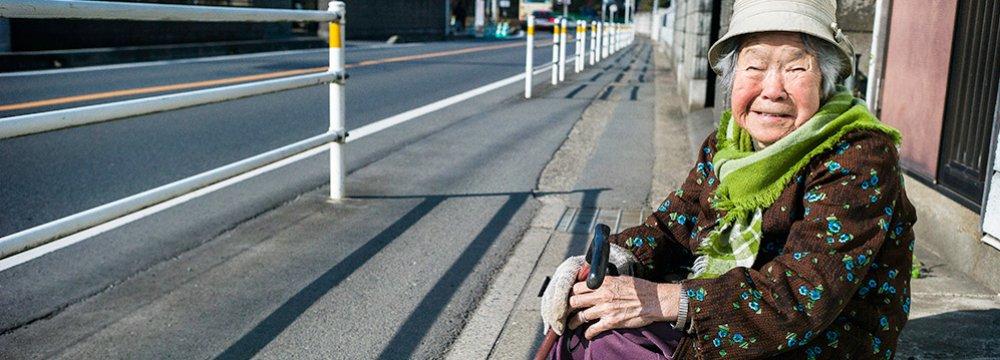 Japan's Elderly Gainfully Employed