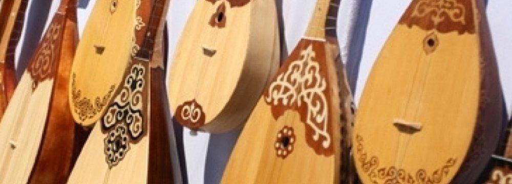 Kazakh Folk Performance to Mark Yalda