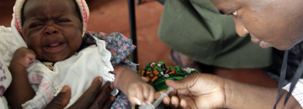Africa bears the greatest burden of  malaria worldwide.