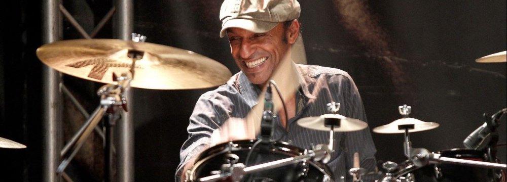 Manu Katché to Perform at Vahdat Hall