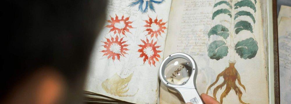 Scholars Question Voynich Manuscript Decoding Methodology