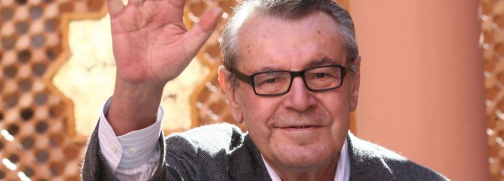 Oscar-Winning Director Milos Forman Dies at 86