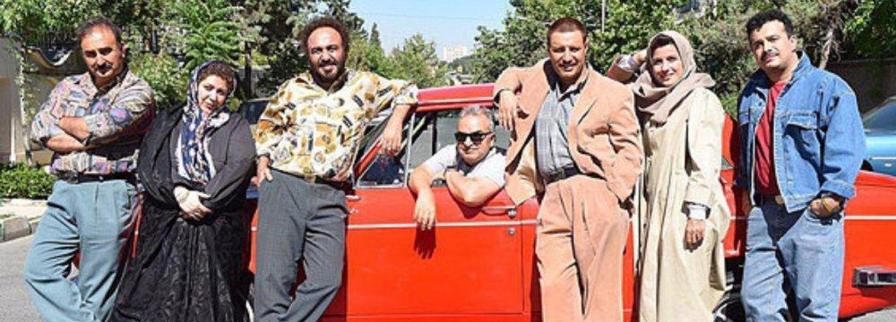 Attaran, Ezzati in New Comedy