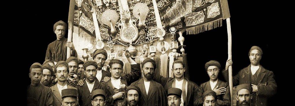 Muharram Rituals in Pictures