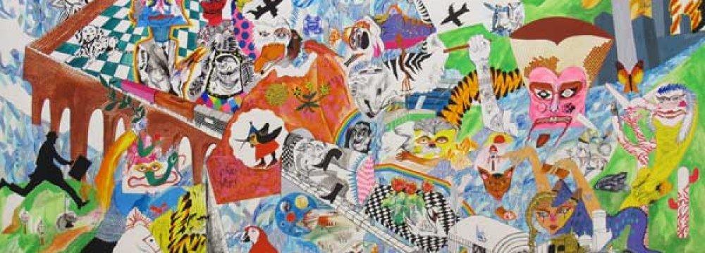 A Painter's Imaginary World
