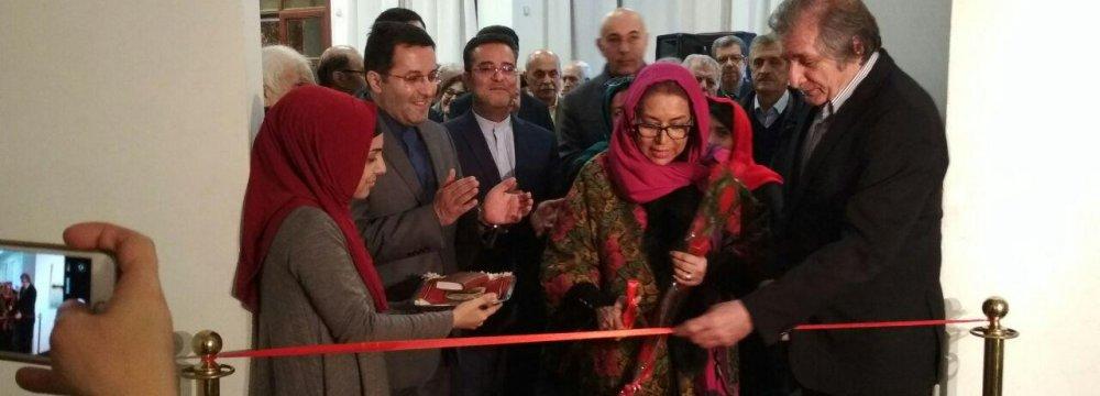 Painting Exhibition of Iranian Women in Baku