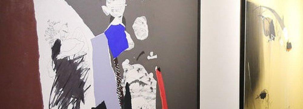 Collage-Like Paintings