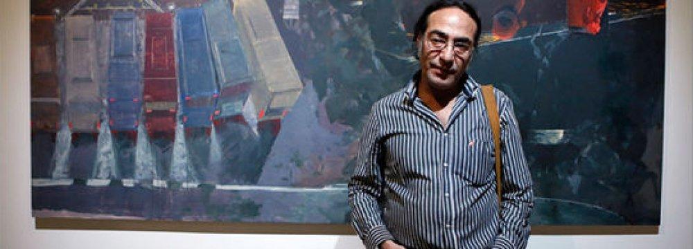Bijan Akhgar and his work