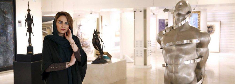 Raha Art Gallery Has Novelty
