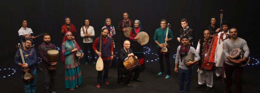 Rastak Set for Ethnic Songs From Across Provinces
