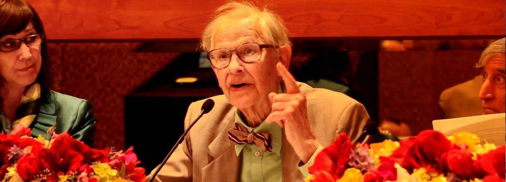 Prof. Richard Frye's  Memoirs in Persian