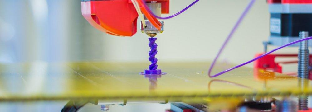 Royan Institute Unveils 3D Bioprinter