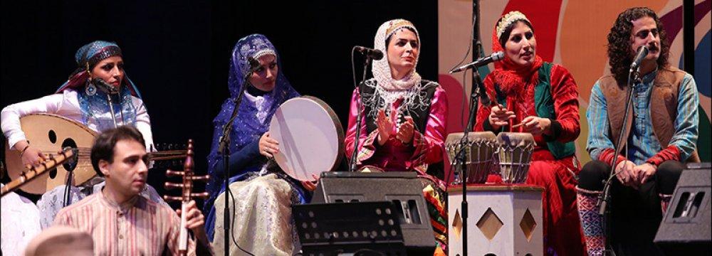 Sazineh Band to Perform Ethnic Pieces