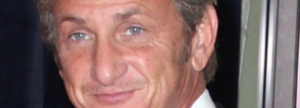 Sean Penn's First Novel Due Next Year