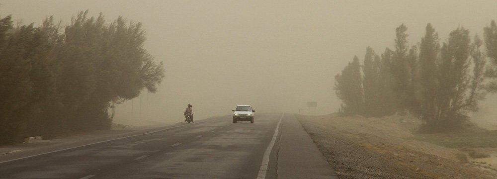 Dust Storms in Sistan