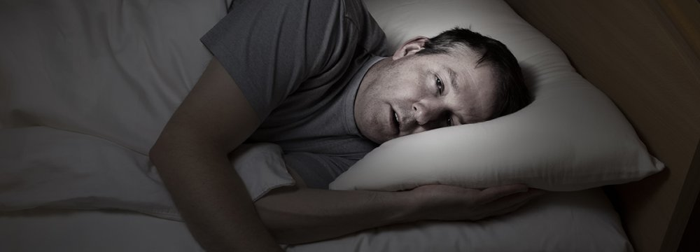 Not all forms of sleep problems may be a sign of Alzheimer's.