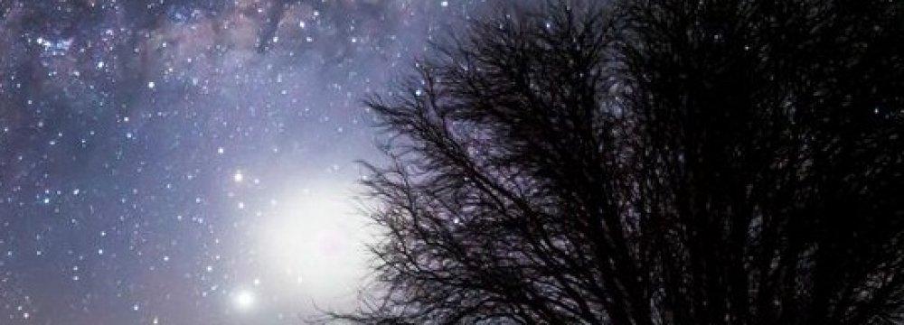 Stargazing in Maranjab