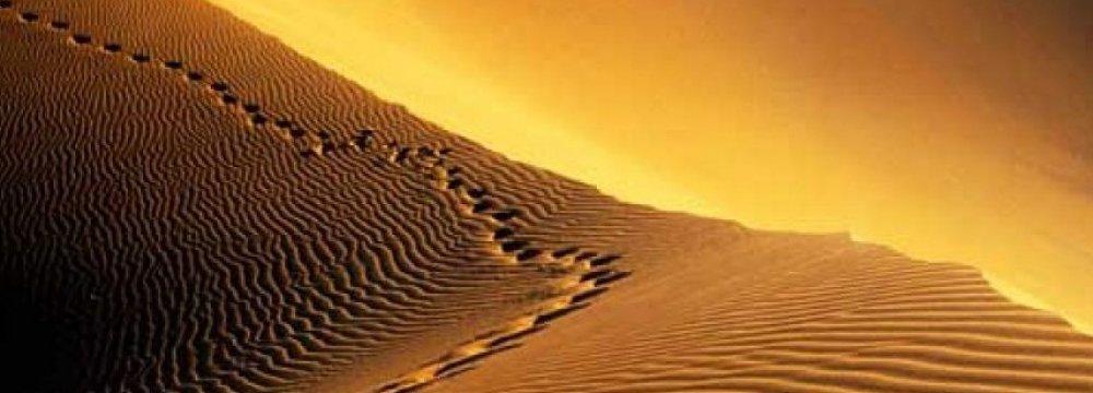 Red Village, Golden Desert