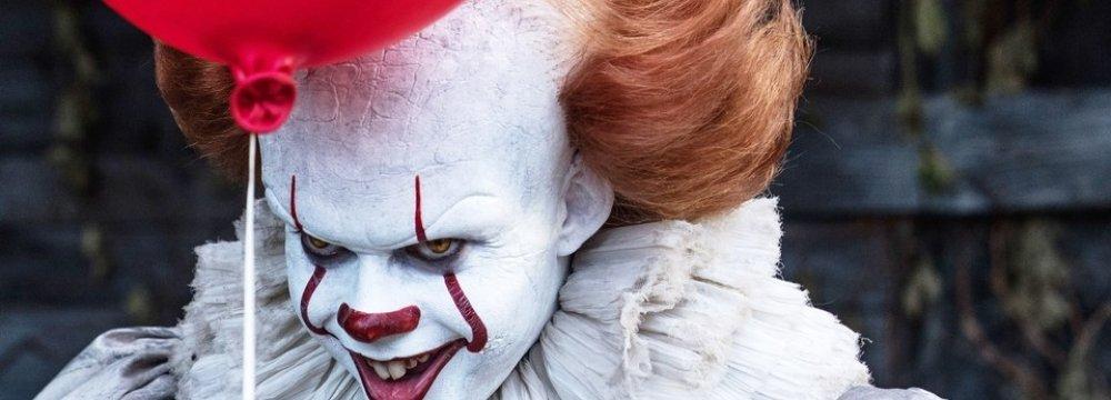 Demonic Clown