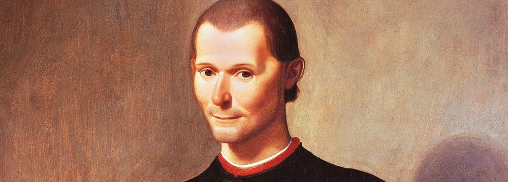 Stage Reading of Machiavelli's Art of Terror
