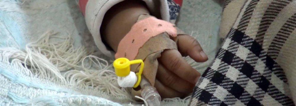 Cholera Wreaking Havoc in Yemen