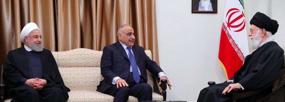 Iraqi Gov't Should Expedite Exit of US Military