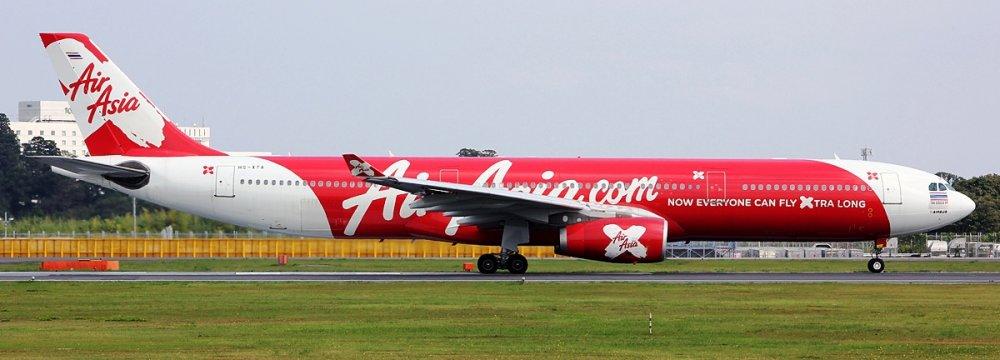 AirAsia Suspends Three Routes