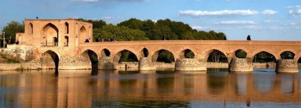 Restoration of Avaregan Bridge Near Completion