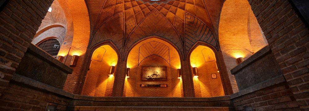 Qazvin Serai Pulls Half a Million Visitors