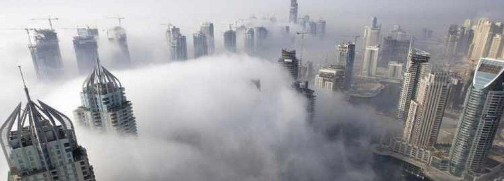 Fog Disrupts Emirates Flights