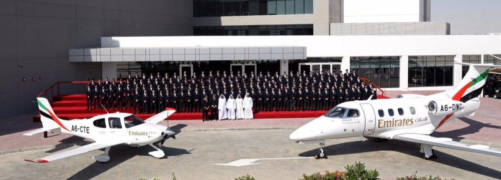 Flight Training Academy Opens in Dubai