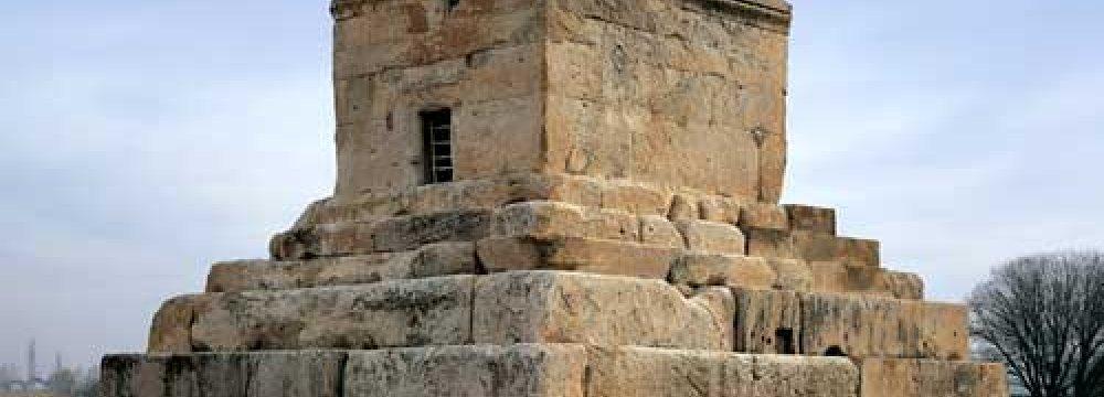 Restoration of Pasargadae Garden on Agenda