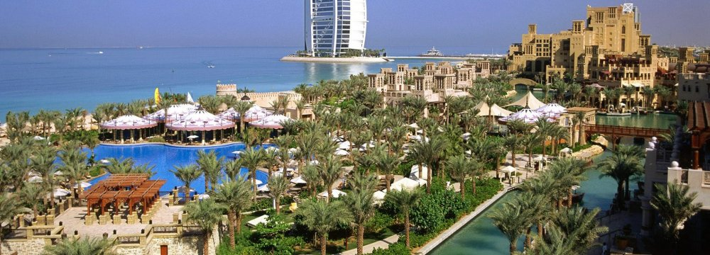 UAE Levies VAT on Tourism