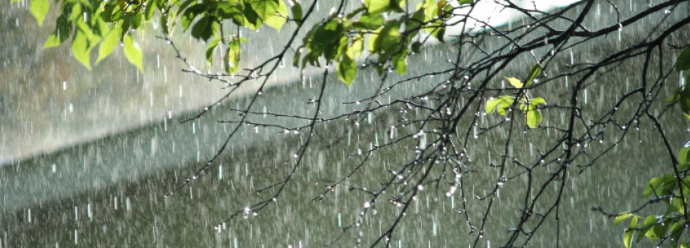 Rainfall in  6 Catchment Areas Declines