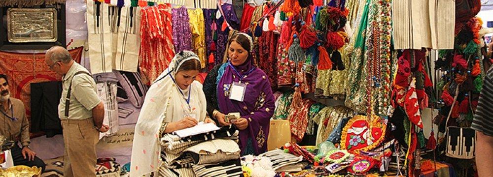 Children Involved in Handicrafts