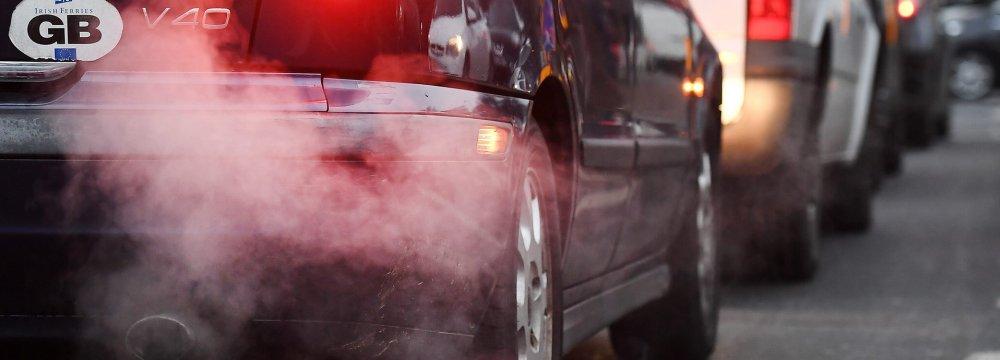 London Mayor Calls for Diesel Scrappage Fund