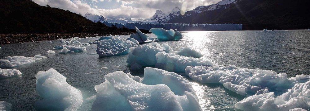 Arctic Warming Faster Than Global Average