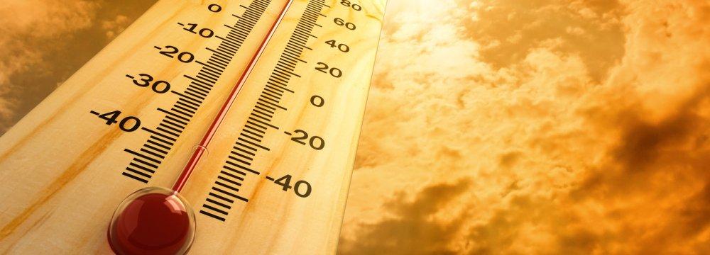 Temperatures Going Up