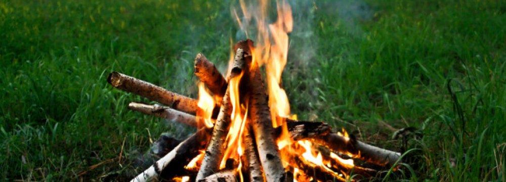 DOE Warns Against Starting Campfires