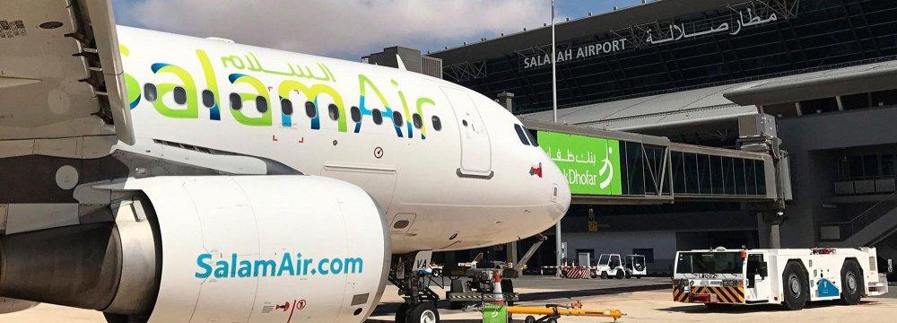 Muscat-Shiraz Flight Planned