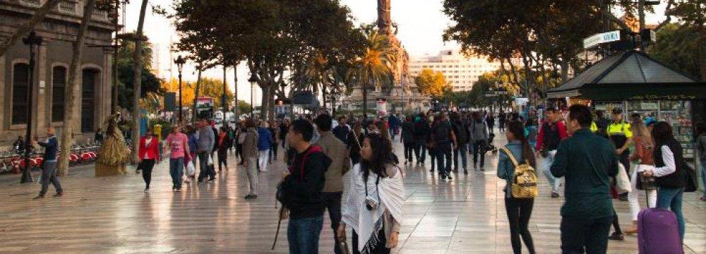 Little Impact of Politics on Catalonia Tourism