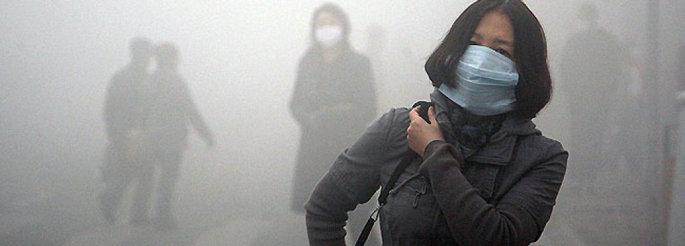 China to Set Up Pollution Police
