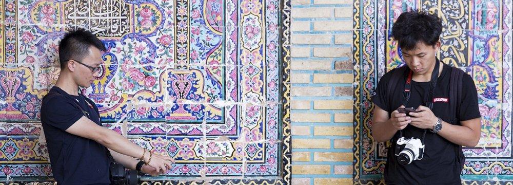 Iran Vying to Be Among China's Top 20 Destinations