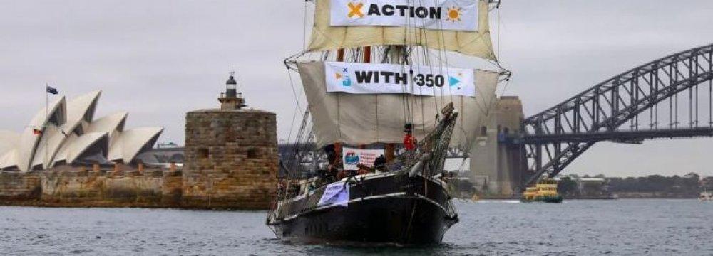 UN Climate Talks Hit Rocky Road Amid Global Outcry